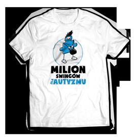 koszulka z nadrukiem reklamowym